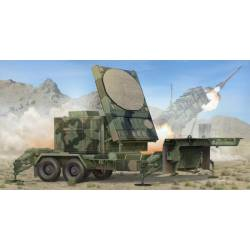 MPQ-53 C-Band Tracking radar. TRUMPETER 01023