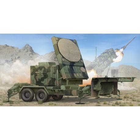 MPQ-53 C-Band Tracking radar. TRUMPETER 01023