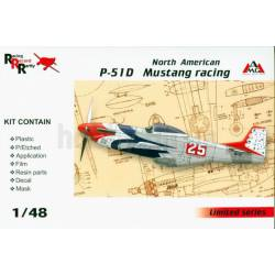 North American P-51D Mustang. AMG 48501