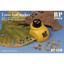 Troqueladora de hojas, tilo. RP TOOLZ RP-LIM