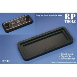 Tray for Punch and die. RP-TP