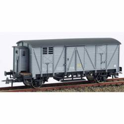 RENFE box car.