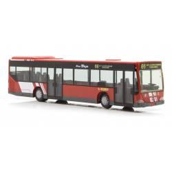"""Autobus Mercedes Citaro """"EMT""""."""