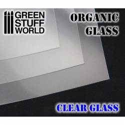 Organic glass. GREEN STUFF WORLD 1429