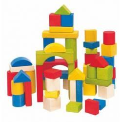 Wooden blocks. WOODY 90651