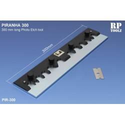 PIRANHA: Plegadora de fotograbado. 300 mm. RP-PIR300