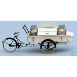 Bicicleta de venta de leche. ARTITEC 14.154