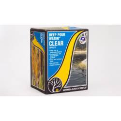 Fondo acuático: Transparente. WOODLAND SCENICS CW4510