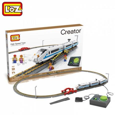 Tren de alta velocidad. LOZ 9047