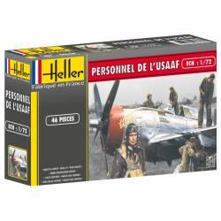 Personal de USAAF. HELLER 49648
