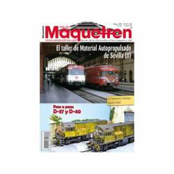 Revista Maquetren, nº 293. Julio 2017