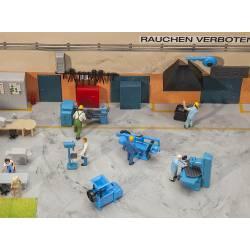 Maquinaría industrial. FALLER 180456