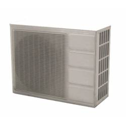 Air conditioning units.