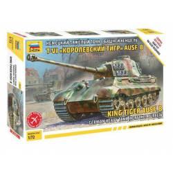 King Tiger Ausf. B. ZVEZDA 5023