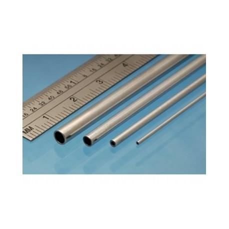 Tubo de níquel plata de 0,3 x 0,1 mm. ALBION NST03