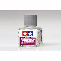 Liquid Surface Primer - Gray. 40ml. TAMIYA 87075