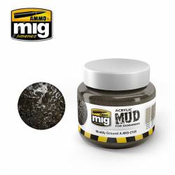 Muddy ground. AMIG 2105