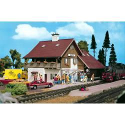 Estación de tren. VOLLMER 43530