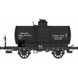 """Cisterna OCEM 19, SNCF. """"DR-USSR""""."""