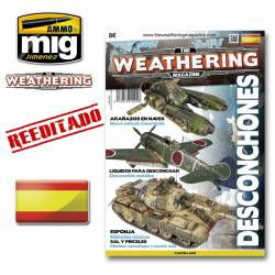 The Weathering Magazine #3: Desconchones. AMIG 4002