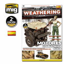 The Weathering Magazine #4: Engine.. AMIG 4003