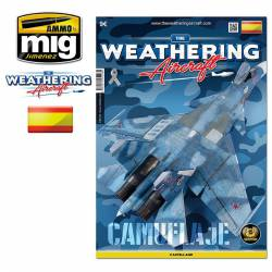 The Weathering Magazine Aircraft: Camouflage. AMIG 5106