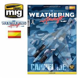 The Weathering Magazine Aircraft: Camuflaje. AMIG 5106