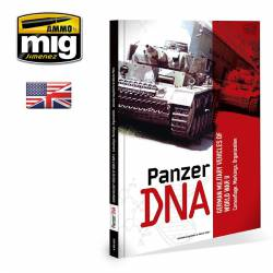 Panzer DNA (English). AMIG 6035