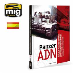 Panzer DNA (Spanish). AMIG 6036