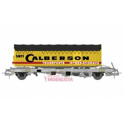 "Wagon Kangourou with trailer ""Calberson"". REE WB-225"