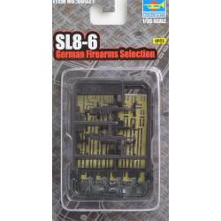SL8-6 German firearms. TRUMPETER 00521