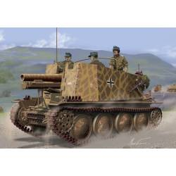 Sd.Kfz. 138/1 Geschutzwagen 38 H.
