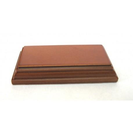 Peana rectangular, 23,5 x 10,5 cm. P340419