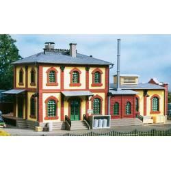 Victorian factory.