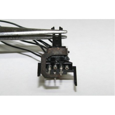 6-pole conductor coupler. KROIS MKS/6