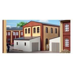 Garage addition. AUHAGEN 80105