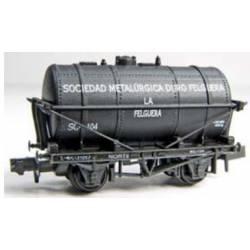 """""""La Felguera"""" tank wagon. PECO NR-P907C"""