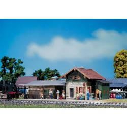 Estación de tren. FALLER 110092