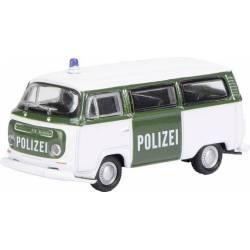 Furgoneta VW T2. Policía. SCHUCO 452800900