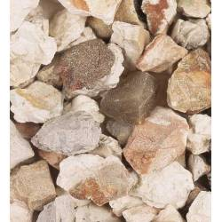 Quartz stone boulders. BUSCH 7135
