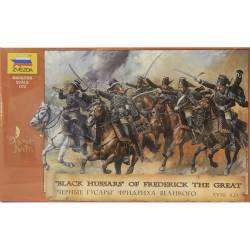 Black Hussars. ZVEZDA 8079
