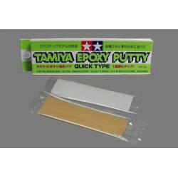 Masilla Epoxy, secado rápido. TAMIYA 87051