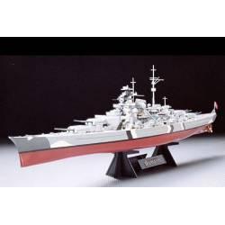 Acorazado alemán Bismarck. TAMIYA 78013