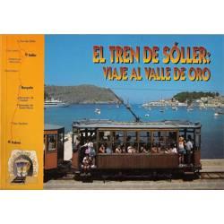 El Tren de Sóller: Viaje al Valle del Oro