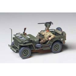 Jeep Willys MB 1/4 Ton Truck. TAMIYA 35219