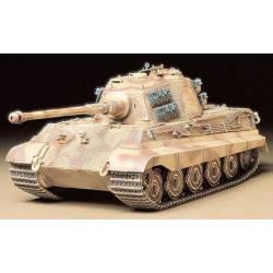 German King Tiger production turret.