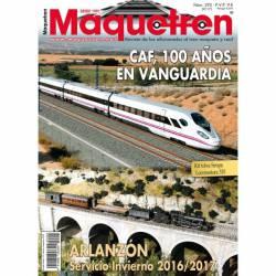 Revista Maquetren, nº 295. Septiembre 2017