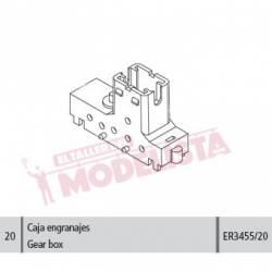 Gear box, Civia. ER3455/20