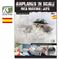 Airplanes in Scale II. Máxima Guia: Jets