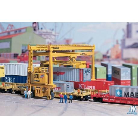 Mi-jack crane. WALTHERS 933-3222